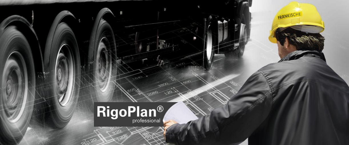 RigoPLAN Software & RigoCAD® drawing library