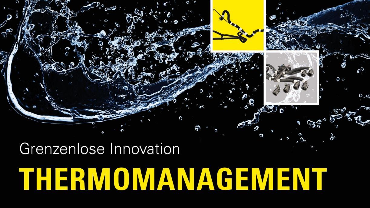Erfolgreiches Thermomanagement mit Wasserkühlung