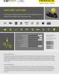 AWPA-MMK / AEPA-MMK - Anschlussverschraubung Bogenwinkel 90°, metrisch, Metallgewinde, kurz