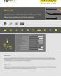 WPET-SCF - Gewebeschlauch selbstschließend, hochflammgeschützt