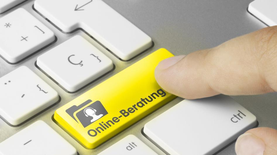 Mit Online-Beratungen bleiben wir virtuell in Ihrer Nähe