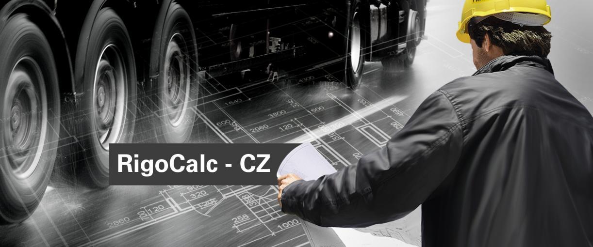 Software RigoCalc-CZ