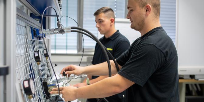 Elektroniker (m/w/d) für Automatisierungstechnik
