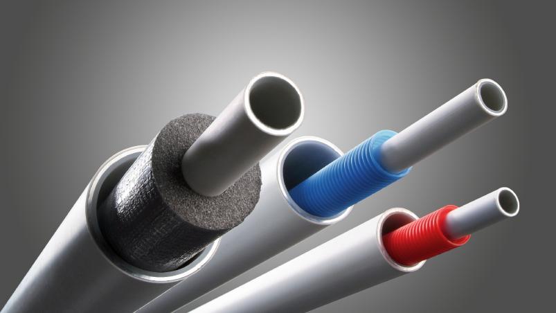 alpex-duo® XS / turatec multi pipe