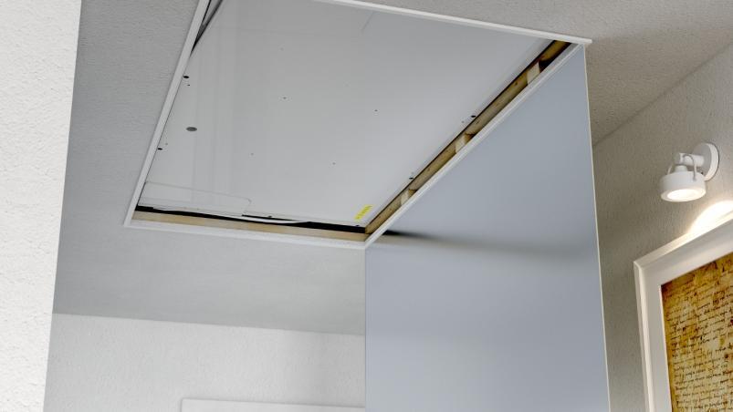 Ventilation unit profi-air 180 flat