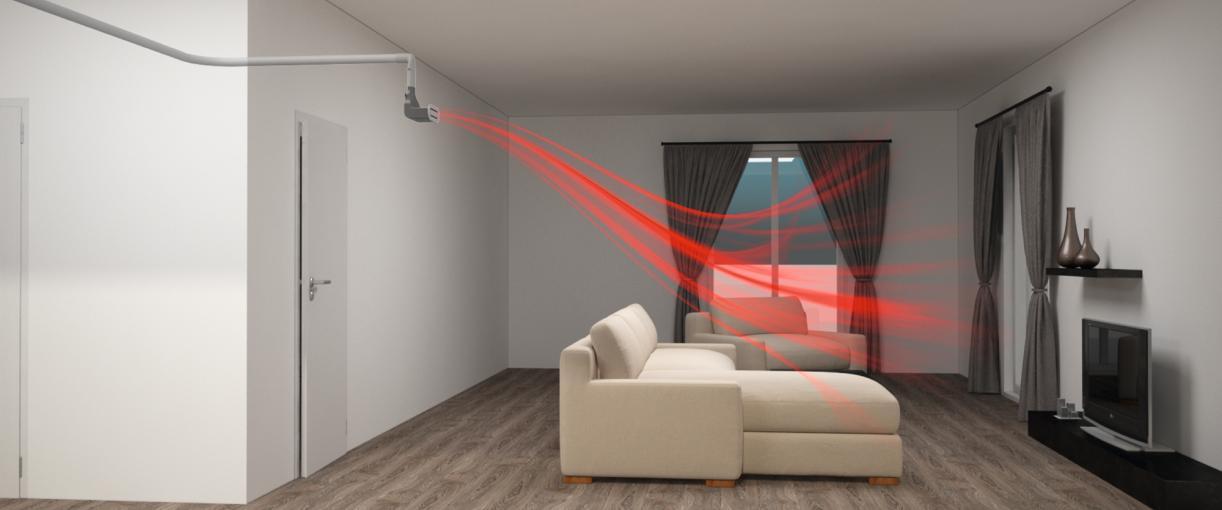 Надежные системы труб для контролируемой вентиляции жилых помещений