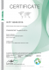Cертификат – IATF 16949- TN (английский)