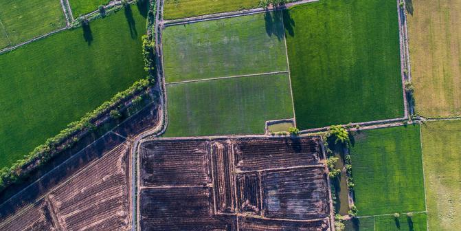 Дренаж сельскохозяйственных угодий
