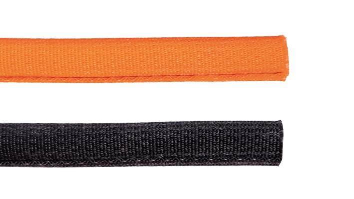 Crashtex Lock – Polyester fabric hose, self-closing