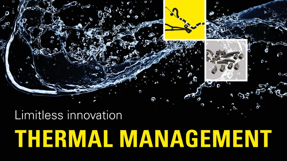 Successful thermal management with liquid cooling