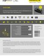 AAPA-MML - Fitting 45° elbow, metric, metal thread, long