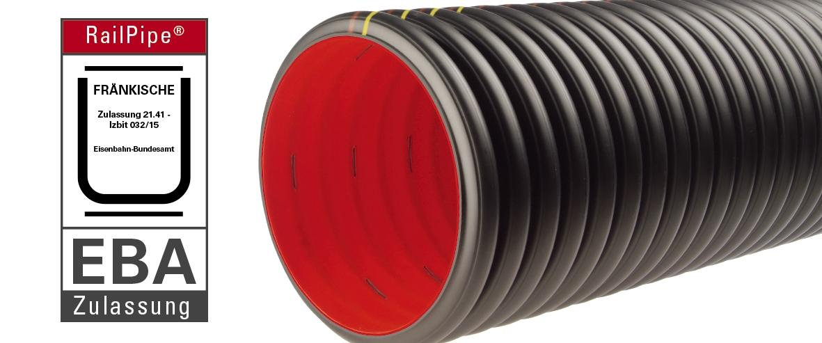 First EBA-approved twin-wall pipe