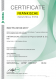 CERTIFICATE –ISO TS 22163 (anglais)