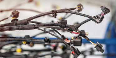 Cable protection for automotive