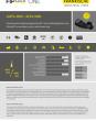 AWPA-MML / AEPA-MML - Anschlussverschraubung Bogenwinkel 90°, metrisch, Metallgewinde, lang