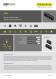BRPA - Multiple conduit mounting rail