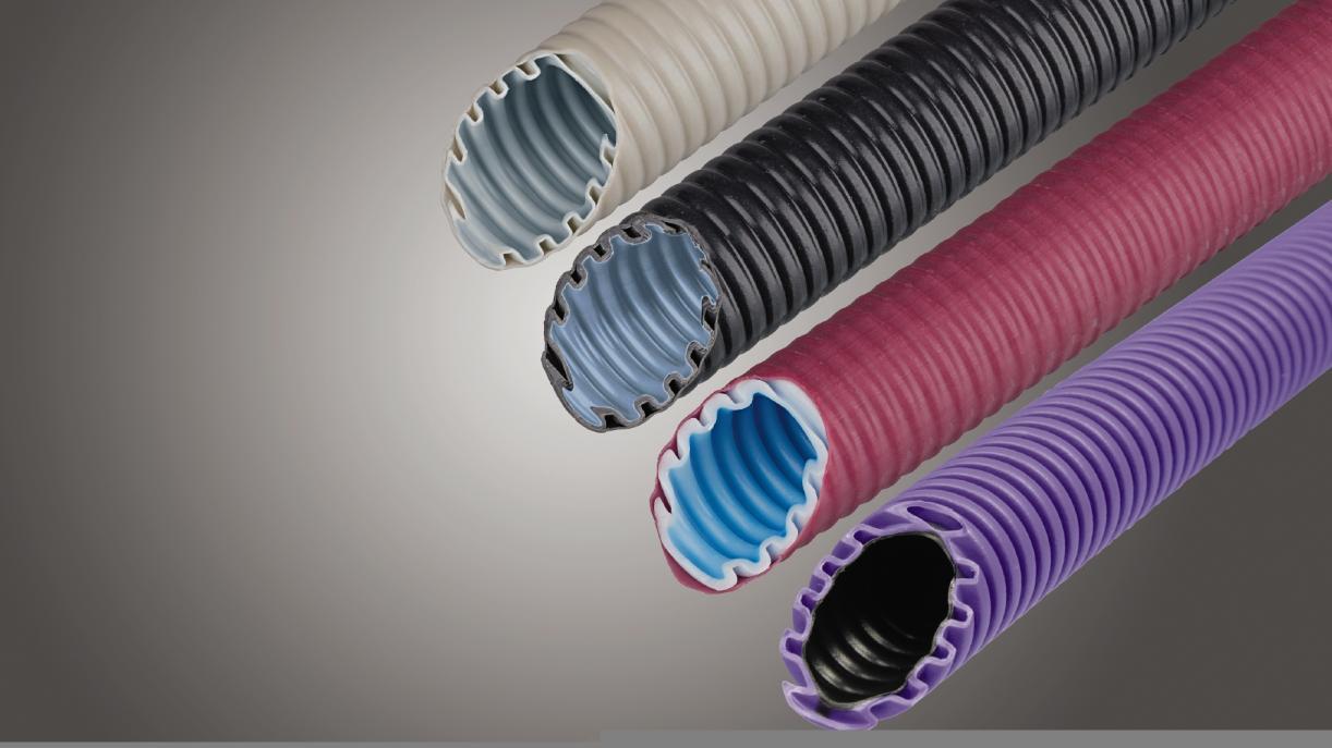 plastic conduits