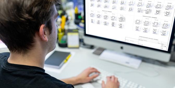 Technischer Produktdesigner (m/w/d) Produktgestaltung und -konstruktion