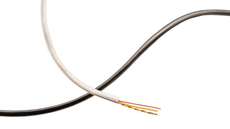 G0S - glass fiber silicone hose