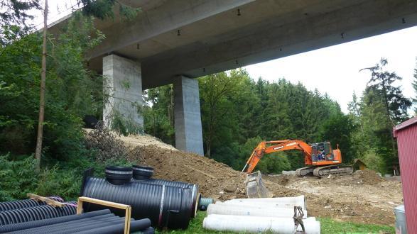 Case Study A81 motorway Stuttgart - Singen, Trichtingen