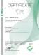 Certifikát – IATF 16949 - Shanghai CN (angličtina)