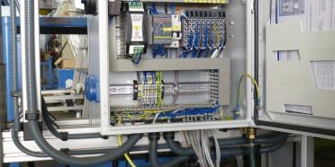 Electrical installations for industrial applications
