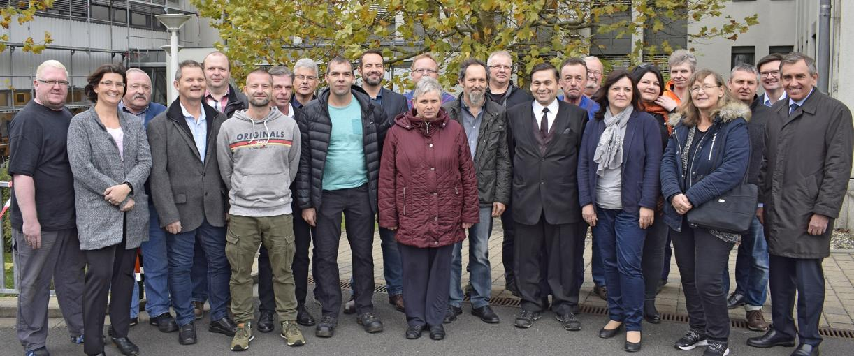 FRÄNKISCHE ehrt 31 Betriebsjubilare