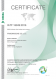 Cертификат – IATF 16949 - CZ (английский)