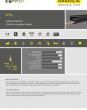2PDS - Divisible corrugated conduit