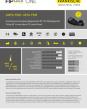 AWPA-PGM / AEPA-PGM - Anschlussverschraubung Bogenwinkel 90°, PG, Metallgewinde