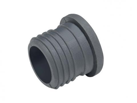 Fränkische Kunststoffisolierrohr 40,0x31,5mm gewellt FBY-EL-F 40mm sw