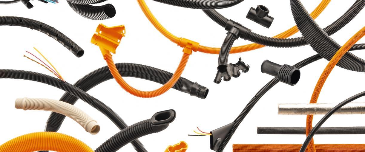 Kabelschutz für spezifische Herausforderungen