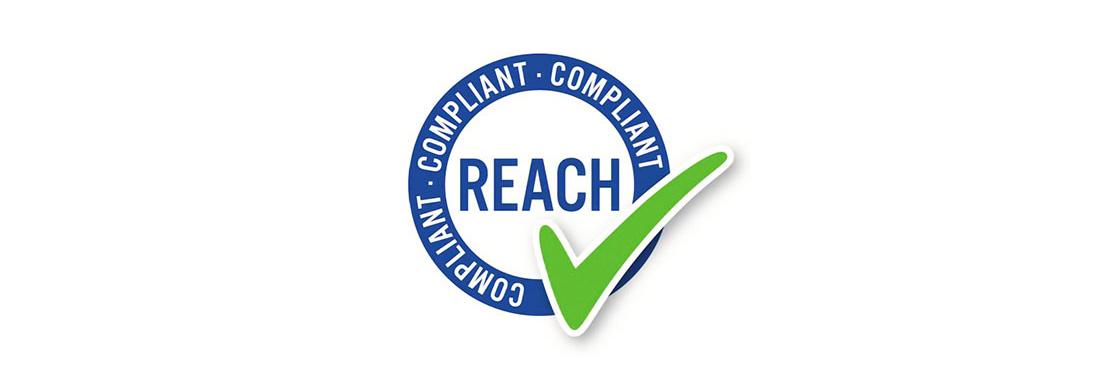 REACH ist eine EU-Verordnung (1907/2006 EG) zur Verfolgung von Chemikalien entlang der gesamten Lieferkette.