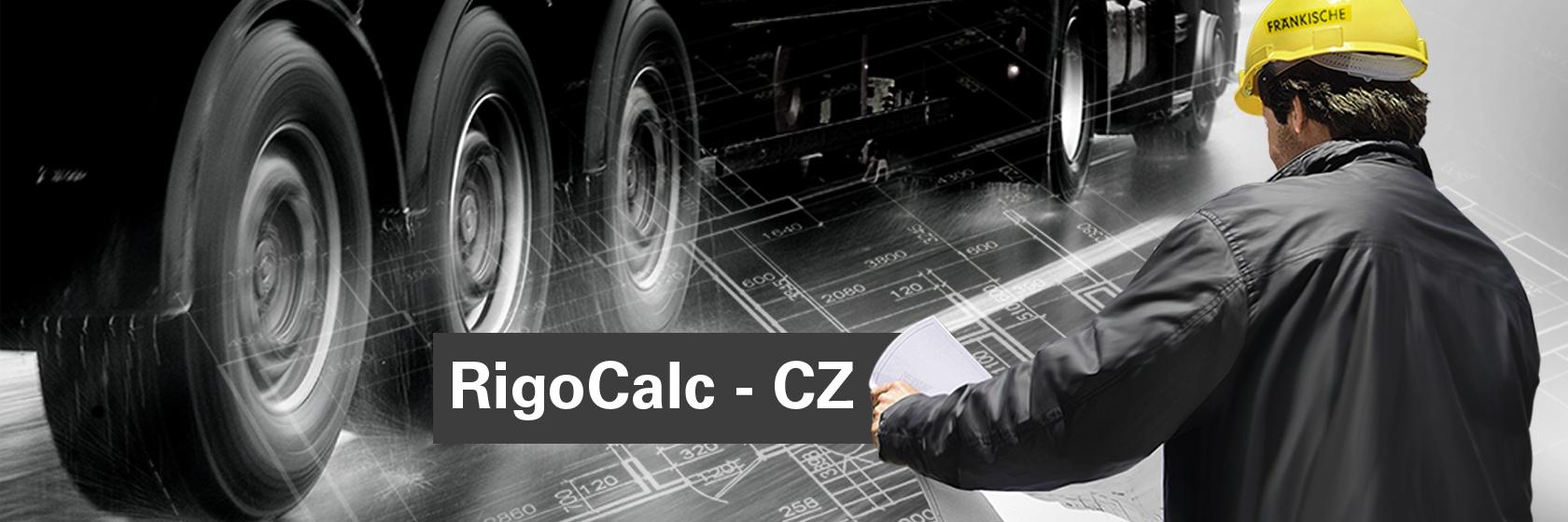 RigoCalc CZ – výpočetní software